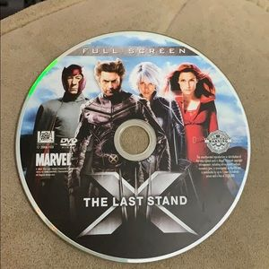 Other - x-men the last stand